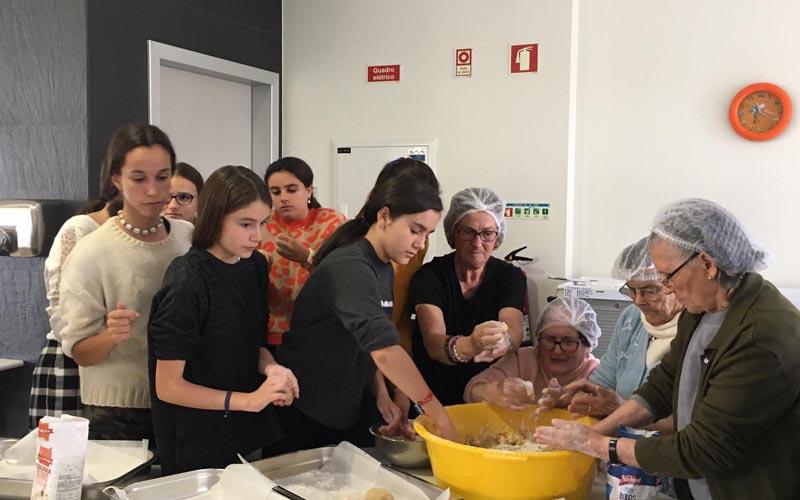 Voluntariado en una residencia de mayores